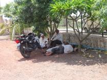 Karhati Villagers